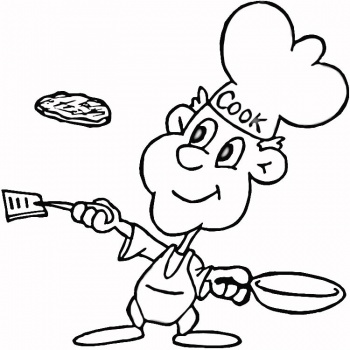 cooking-pancakes-coloring-page