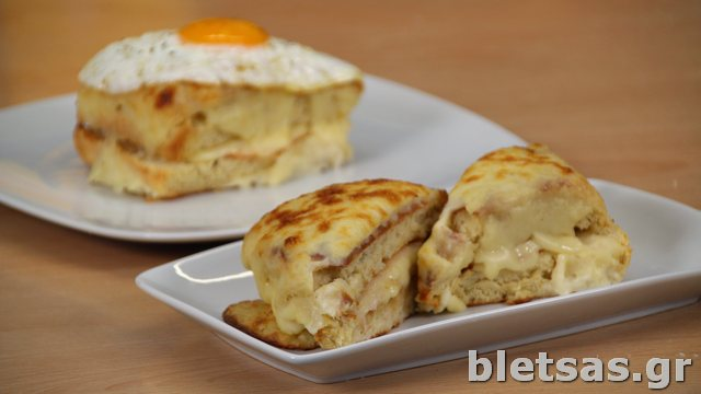 CROQUE MONSIER