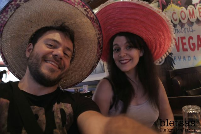 #MexicanAntojitos tgifridaysgr mexican party54