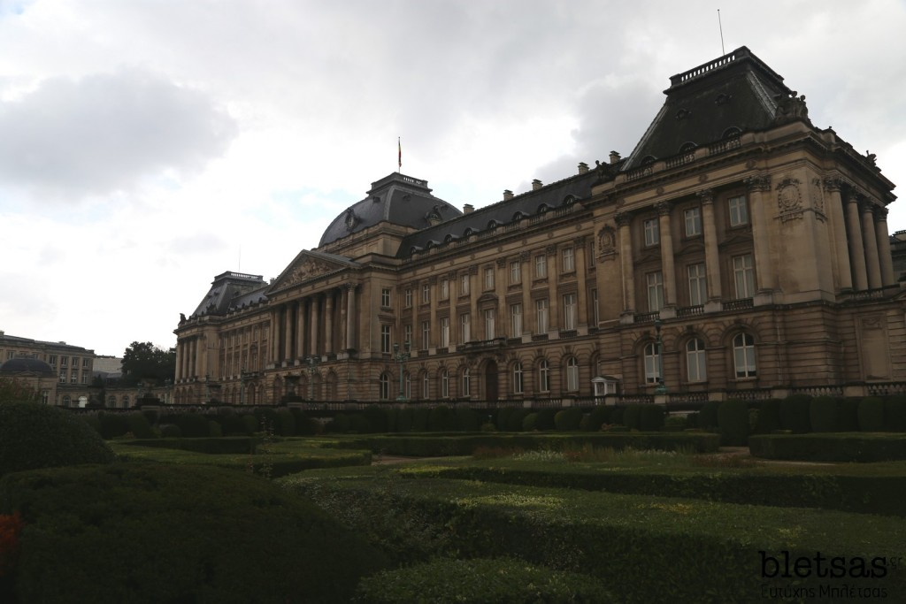 brussels belgium 2015 royal palace (4)