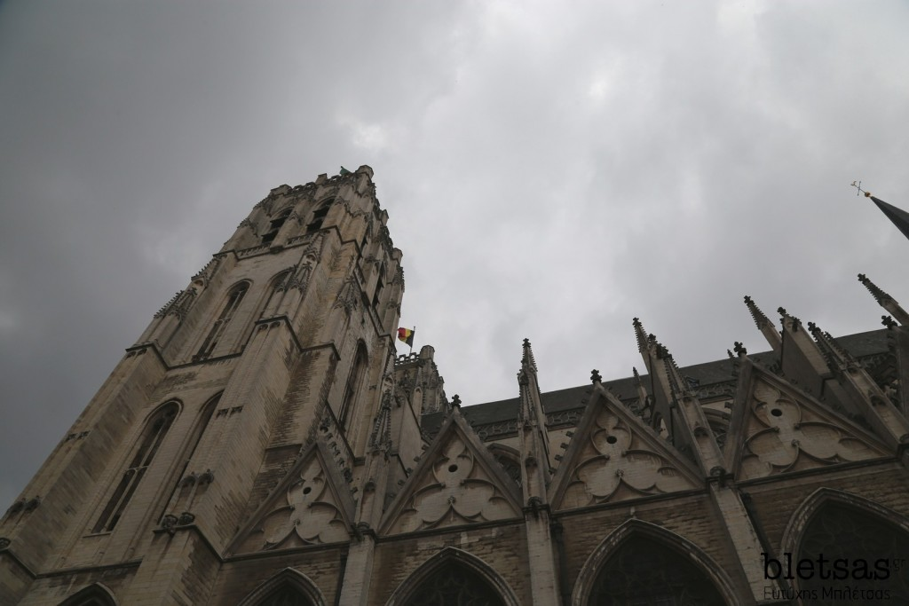 cathedral  brussels belgium 2015 (3)