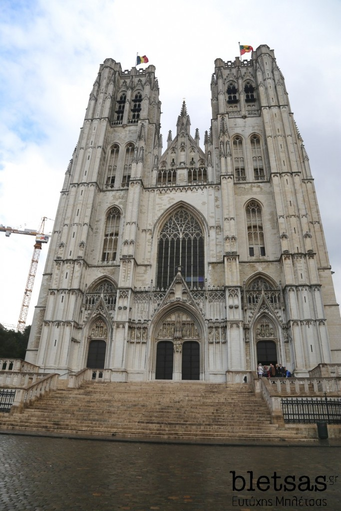 cathedral  brussels belgium 2015 (9)
