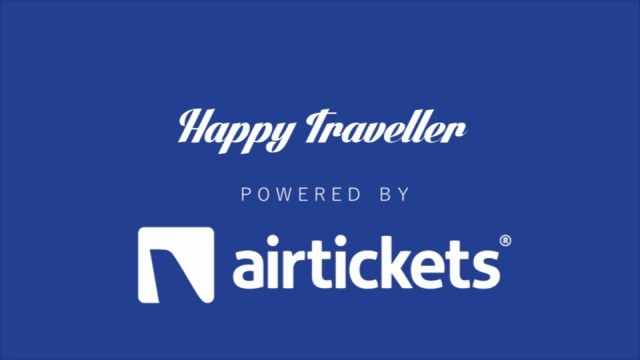 Happy Traveller